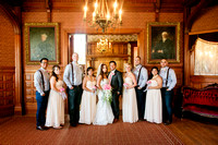 Wedding: Family & Bridal Party Portraits