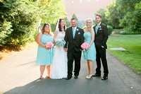 Wedding: Bridal Party & Family Portraits