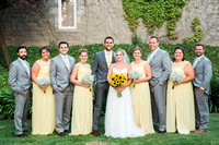 Family Portraits + Bridal Party
